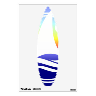 Cool Surfboard Decals
