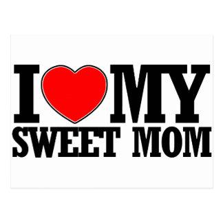 cool Sweet  mom designs Postcard