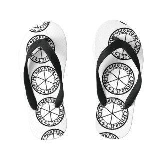 Cool Symbol Flip Flops