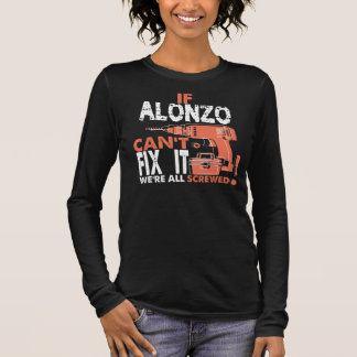 Cool T-Shirt For ALONZO