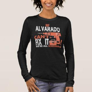 Cool T-Shirt For ALVARADO