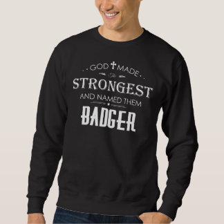 Cool T-Shirt For BADGER