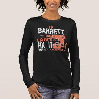 Cool T-Shirt For BARRETT