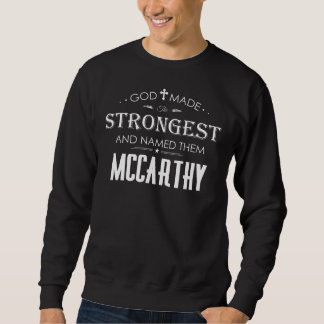 Cool T-Shirt For MCCARTHY