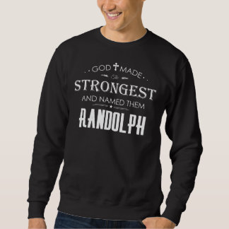 Cool T-Shirt For RANDOLPH