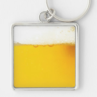 Cool Tasty Beer Keychain