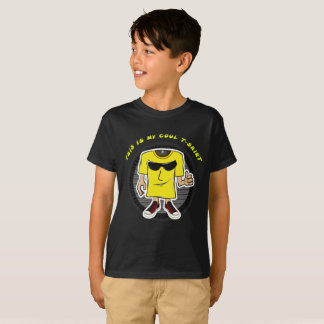 Cool Tee Guy for kids