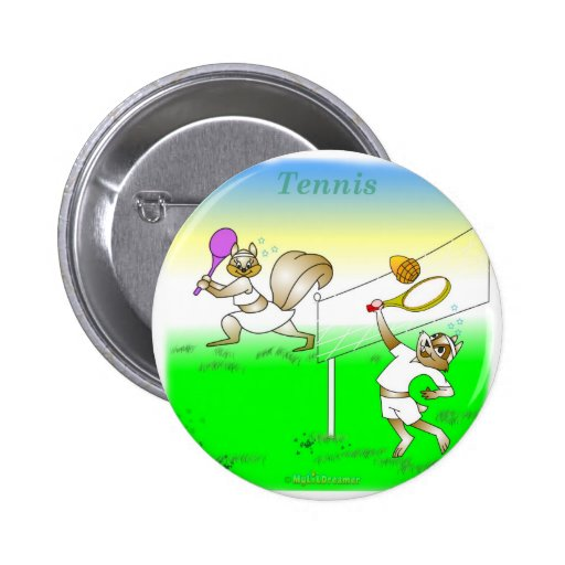Cool tennis gifts for kids pins