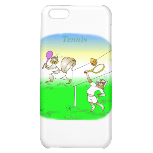 Cool tennis gifts for kids iPhone 5C cases