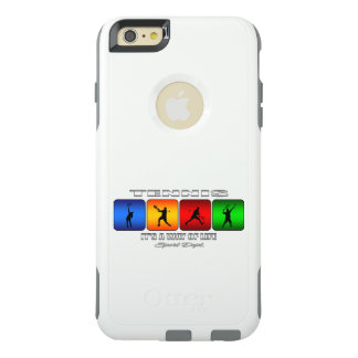 Cool Tennis It Is A Way Of Life (Male) OtterBox iPhone 6/6s Plus Case