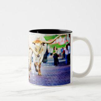 Cool Texas Longhorn Mug for Your Favorite Texan