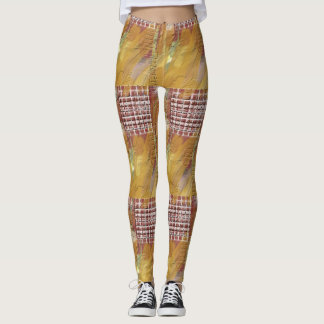 Cool Textured Leggings