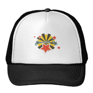 Cool Thumbs Up graphic Trucker Hat