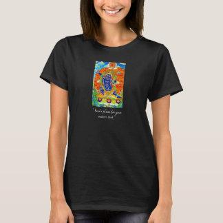 Cool tibetan thangka tattoo Vajrapani Bodhisattva T-Shirt
