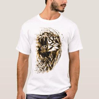 Cool Tiger Art T-Shirt