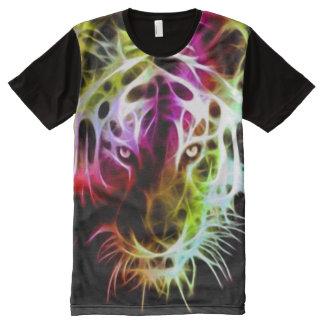 Cool Tiger Fractal Art