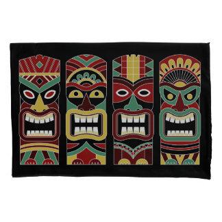 Cool Tiki Totems pillowcases