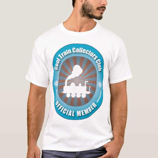 Cool Train Collectors Club T-Shirt