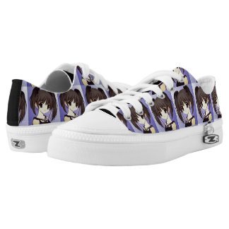 Cool & Trendy Anime Low-Top Sneakers