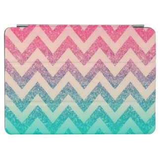 Cool Trendy  Ombre Zigzag Chevron Pattern iPad Air Cover