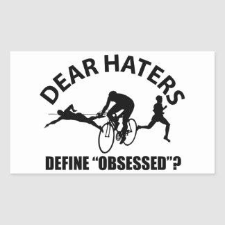 Cool TRIATHLON designs Sticker