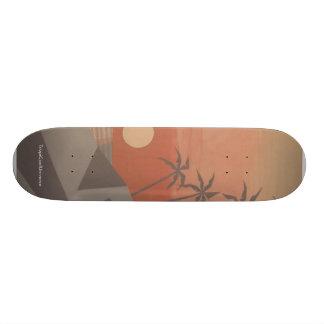 COOL TROPICS Skateboard