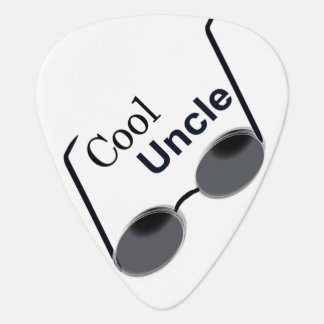 Cool Uncle Guitar Pick