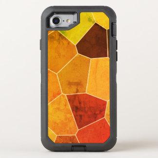 Cool Unique Rustic Pattern OtterBox Defender iPhone 8/7 Case