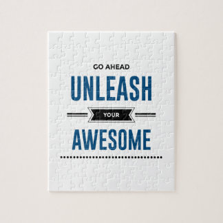 Cool Unleash Your Awesome Jigsaw Puzzle