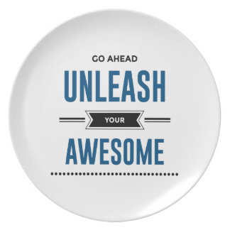 Cool Unleash Your Awesome Plate