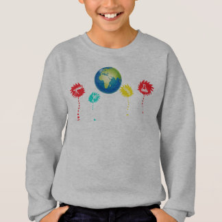 Cool Unless March Science Earth Day 2017 Sweatshirt