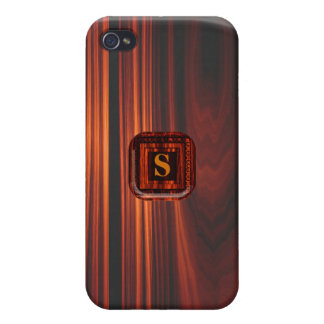 Cool Varnished Wood iPhone4 Case Covers For iPhone 4