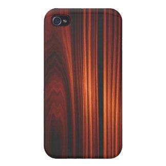 Cool Varnished Wood iPhone 4 Case