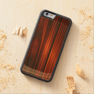 Cool Varnished Wood iPhone 6 Bumper Case