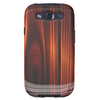 Cool Varnished Wood Samsung Galaxy S Case