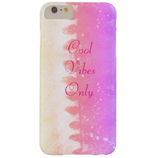 Cool vibes only barely there iPhone 6 plus case