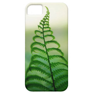 Cool, vibrant Fern design iPhone 5 Covers