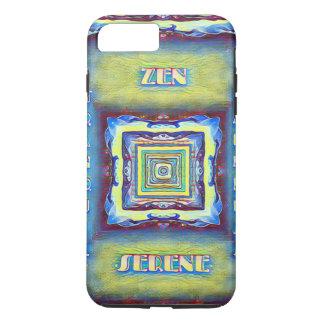 Cool Vibrant Zen Lifestyle iPhone 8 Plus/7 Plus Case
