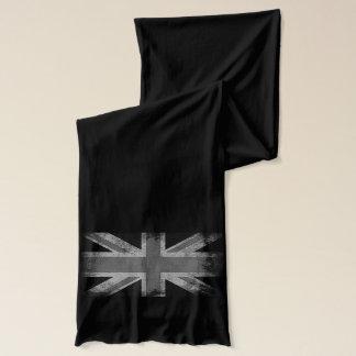 Cool Vintage Grunge UK Flag Scarf