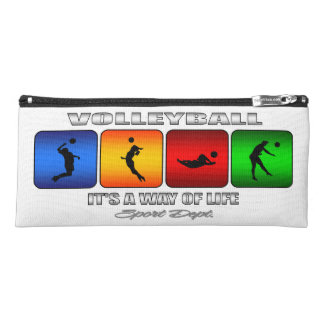 Cool Volleyball It Is A Way Of Life Pencil Case