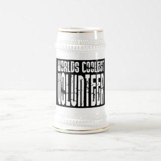 Cool Volunteers Worlds Coolest Volunteer Mug