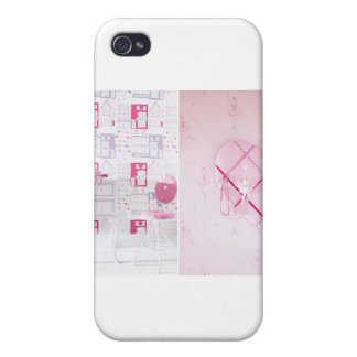 Cool-Wallpaper-With-Cute-Patterns-For-Teen-Girls-B iPhone 4 Cases