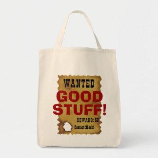 Cool Wanted Bag! Tote Bag