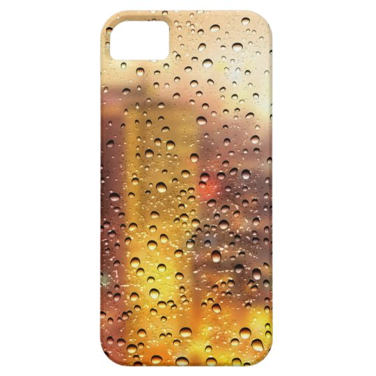 Cool water drops background texture design case for the iPhone 5