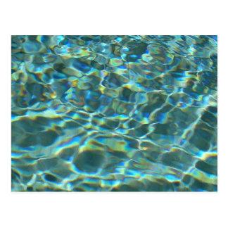 Cool Water Postcard