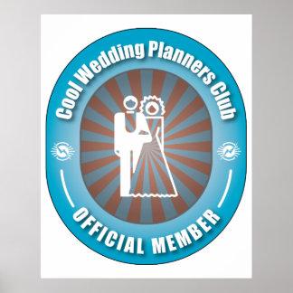 Cool Wedding Planners Club Print