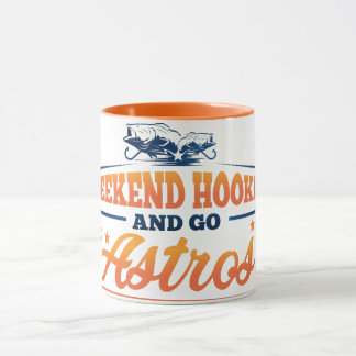 Cool Weekend Hook And Go Astros Mug