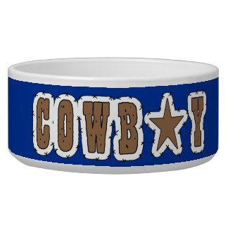 Cool Western Cowboy Herding Dogs