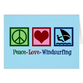 Cool Windsurfing Card
