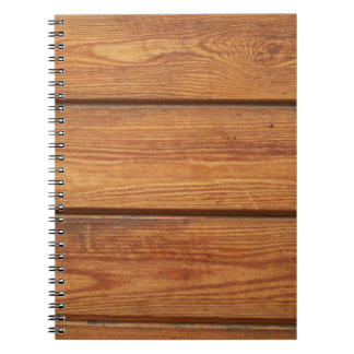Cool Wood Notebook